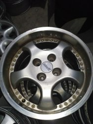 Комплект дисков R16 , 4-100 , 7,5j , et 35