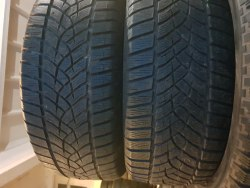 Пара шин 225/50 R17 Goodyear UltraGrip performance 8мм