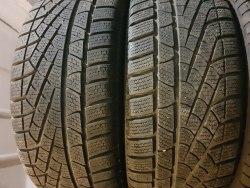 Пара шин 235/45 R18 Pirelli Sottozero 2 серии 7 мм