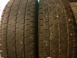 Пара шин 235/65 r16c Continental Vanco four Season 2 5,5 мм