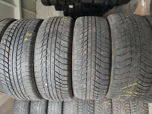 Комплект шин 225/50 R17 Bridgestone Blizzak LM 001 RST 7мм