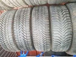 Комплект шин 215 65 R16 Michelin Альпин А4 7 мм