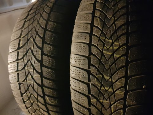 Пара шин 225/50 R17 Dunlop SP Winter Sport 4D RST 6 мм