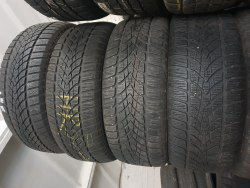 Комплект шин 205/55 R16 Dunlop Winter Sport 4D 7 мм