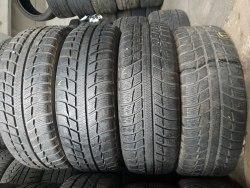 Комплект шин 185/65 R15 Michelin Альпин А3 8мм