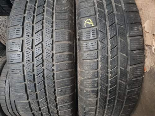 Пара шин 235/60 R17 Continental Crosscontact 7 мм