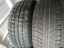 Пара шин 205/45 R17 Michelin Alpin pa3 6,5 мм