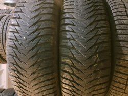 Пара шин 205-60-16 Goodyear UltraGrip 8 7 мм