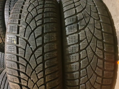 Пара шин 215 65 R16 Dunlop Winter Sport 3D 6,5 мм