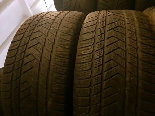 Пара шин 275 45 R20 Pirelli Scorpion Winter 3 6 мм
