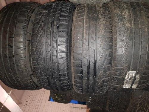 Комплект шин 225 50 Р17 Pirelli Sottozero 2 6-7 мм