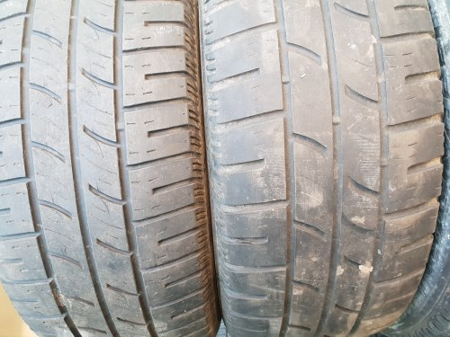 Пара шин 235 55 R18 Pirelli Scorpion Zero 4,5 мм