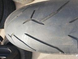 Мотошина 160 60 zR17 Pirelli Diablo Rosso 2 состояние новой 14 неделя 12 год