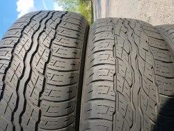 Комплект шин 235 55 R18 Bridgestone Dollar HT 687 7 мм 6мм