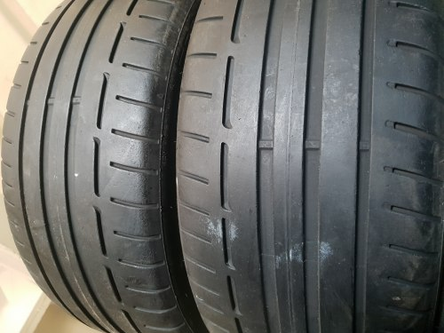 Пара шин 205 40 R18 Dunlop Sport Maxx rsc 5 мм