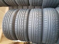 Комплект шин 185 60 R15 Dunlop SP Sport 01 состояние новых