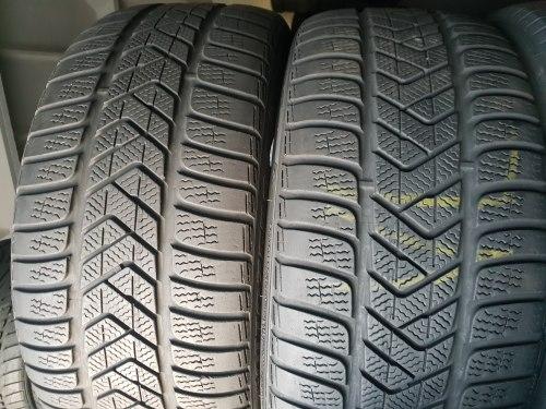 Пара шин 255 35 R20 Pirelli Sottozero 3 6мм