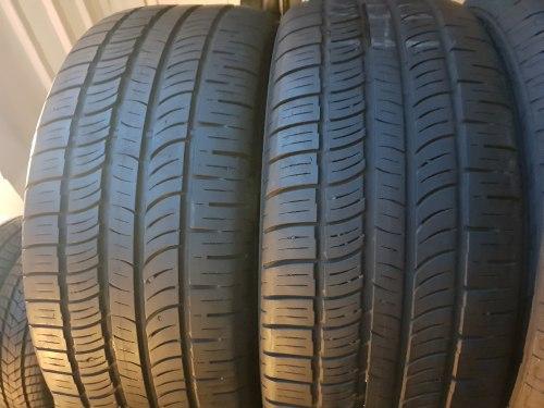 Пара шин 255 55 R17 Pirelli Scorpion Zero 5.5 мм