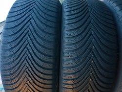 Пара шин 225 50 R17 Michelin Альпин 5 8мм