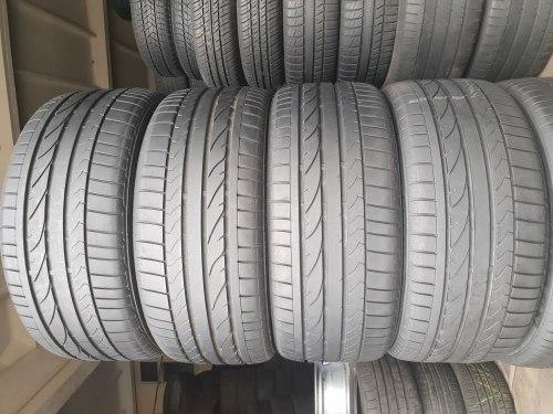 Комплект шин 225 40 R18 Bridgestone Potenza re050a 6мм 6,5мм rsc