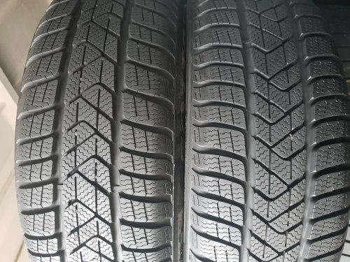 Пара шин 205/60 R17 Pirelli Sottozero 3 состояние новых