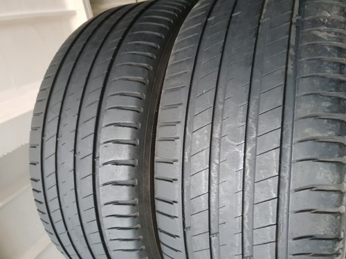 Порошин 235 50 r19 Michelin Latitude Sport 3 6мм
