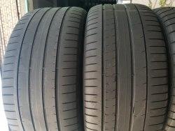 Пара шин 275 40 r19 Pirelli PZero рсц 5 мм 32.17 г.