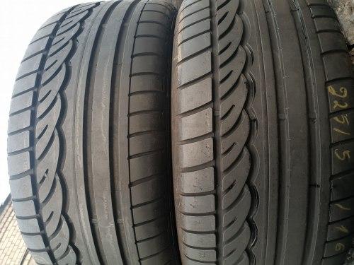 Пара шин 225 50 R16 Dunlop SP Sport 01 МО 7мм