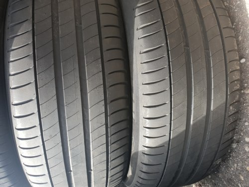 Пара шин 225 55 R17 Michelin Primacy 3 6мм