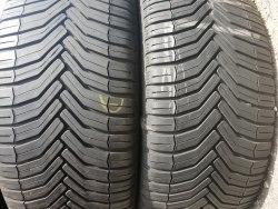 Пара шин 215 50 R17 Michelin Crossclimate 7 мм