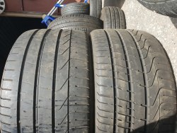 Пара шин 295 30 zR20 Pirelli PZero 6.5MM