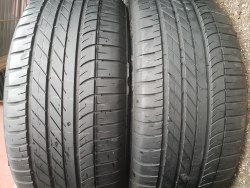 Пара шин 255 50 r19 Goodyear Eagle F1 SUV 4 / 4 6.5мм