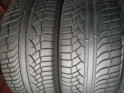 Пара шин 255 50 r19 Michelin Diamaris 6.5 мм