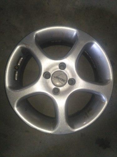 Комплект дисков R15 , 4-100 , 7j , et 35 Autec