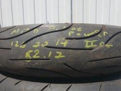 Мотошина 120/70 zr17 Michelin Pilot Power 2ct 52 недели 17 год состояние новой
