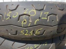 Мотошины 150 70 R17 Pirelli Phantom Sport comp 52 неделя 15 год состояние новой