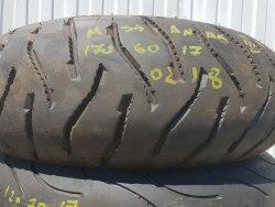 Мотошина 170 60 zr17 Michelin Anakee 3 3 неделя 17год состояние новой