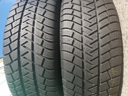 Пара шин 255 60 R18 Michelin Latitude alpin 7 мм