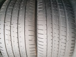 Пара шин 275 40 R20 Pirelli P ZERO RSC 4mm
