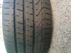 Одна шина 255/35 r19 Pirelli P zero Состояние новой