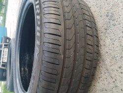 Одна шина 255 45 r19 Pirelli Scorpion Verde состояние новой seal