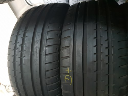 Пара шин 215 45 R18 Continental Sportcontact 2 мо 8мм