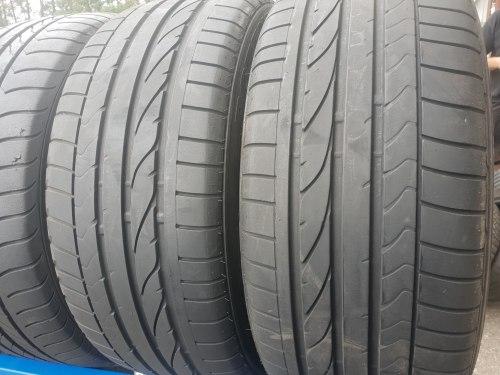Пара шин 245/45 R17 Bridgestone Potenza re050a 7 мм
