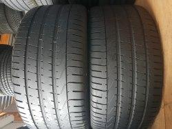 Пара шин 295 40 R20 Pirelli P Zero 6 мм