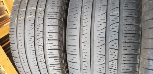 Пара шин 255/50 r19 Pirelli Scorpion Verde All Season 6 мм
