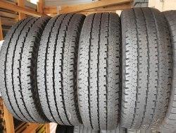 Пара шин 215 75 r16c Michelin Agilis 101 состояние новых