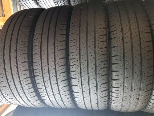 Комплект шин 195 75 r16c Michelin Agilis 81 7 мм 9 мм