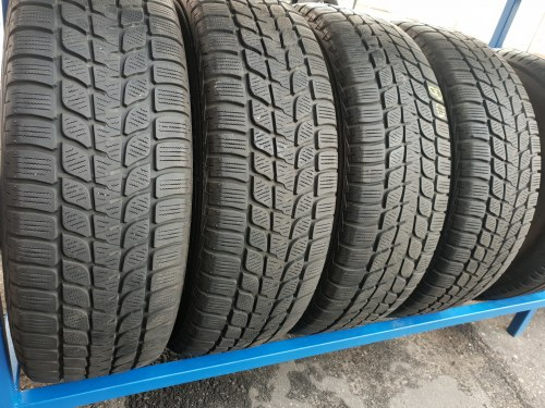 Комплект шин 215/70 R16 Bridgestone Blizzak lm-25 6.5 мм