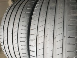 Пара шин 255 55 R18 Michelin Latitude Sport 3 5 мм РСТ