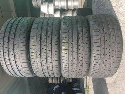 Пара шин 285/35 R20 Pirelli P Zero 6.5мм